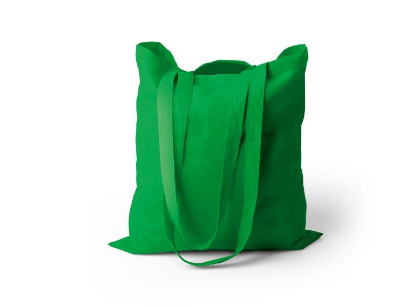 Pamučna torba sa dugim ručkama, 140g/m2